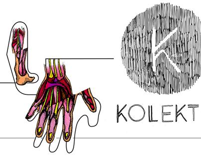KOLECTO MAGAZINE - LOGO RE-WORK
