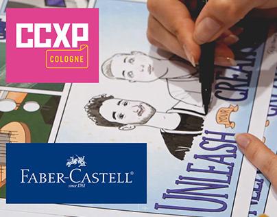 Comic Box Faber-Castell / CCXP Cologne 2019