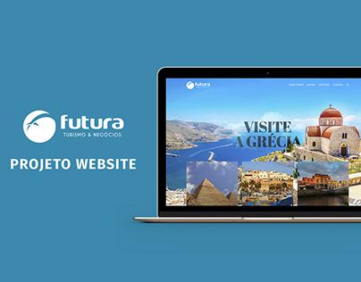 Projeto WebSite - Futura Turismo
