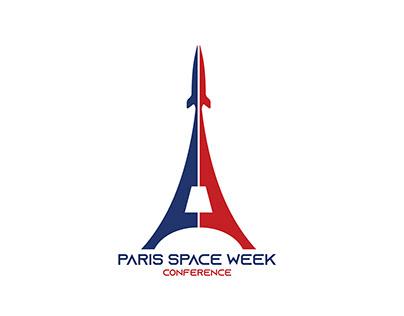 Paris Space Week Logo
