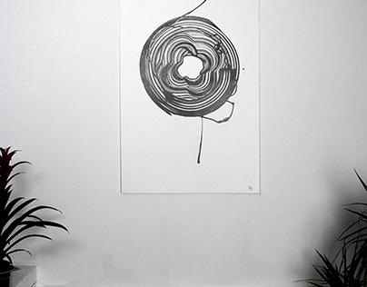 OASE© SHINY BLACK – MANDALA