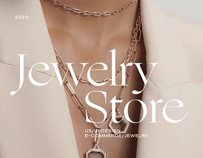 Walters Faith. Jewelry website