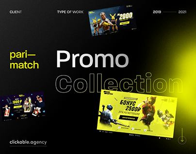 Parimatch — Promo Collection