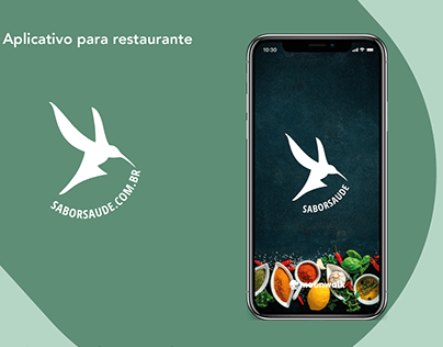 Mobile app Sabor saúde