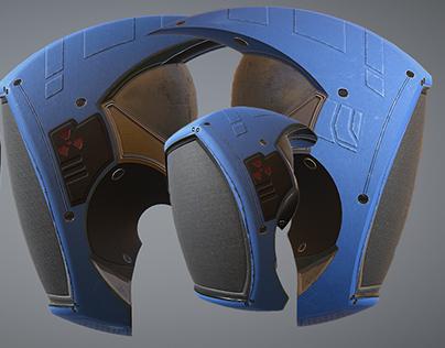 Droid Helmet