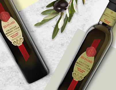 Maison HEDIARD - Huiles d'olive