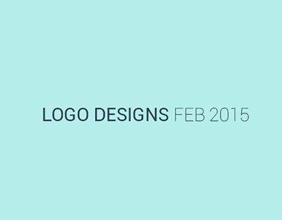 Logo Designs Feb 2015