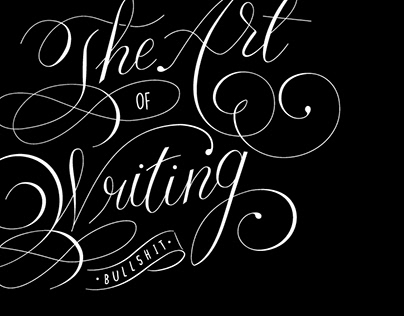 The art of writing