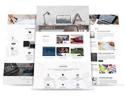 Web Design - Freelance Web Developer