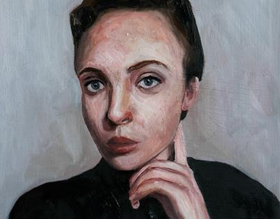 Several portraits 2018