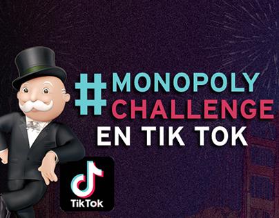 Monopoly Tik tok Challenge