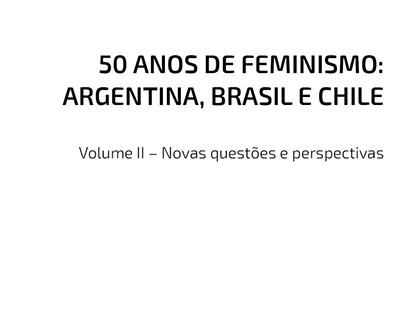 Diagramação - Gênero e Feminismos