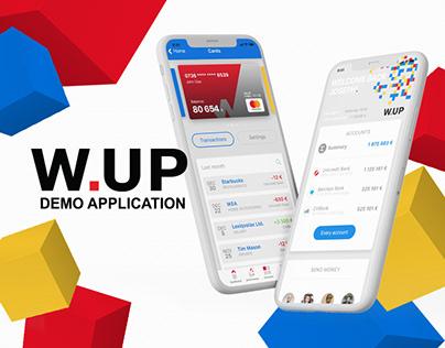 Banking demo app