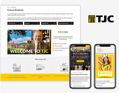 Tyler Jr College website
