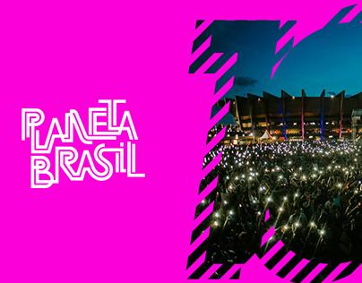Festival Planeta Brasil - 10 Anos 2019