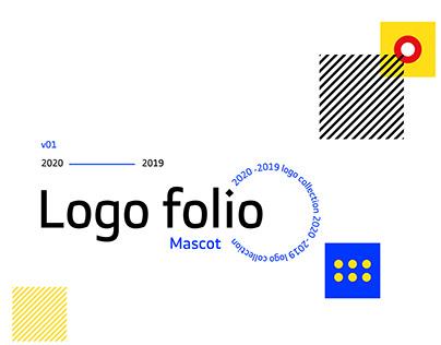 mascot logo folio