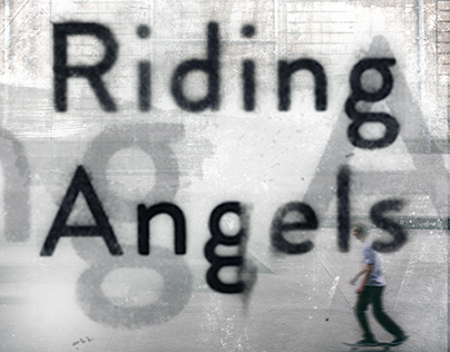 RIDING ANGELS // L.E.S. New York Skatepark