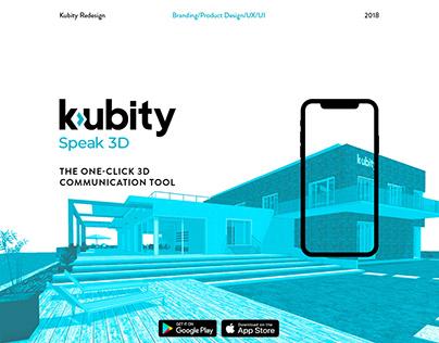 Kubity Go app - Redesign