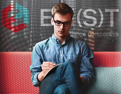 EXI(S)T - Identité visuelle