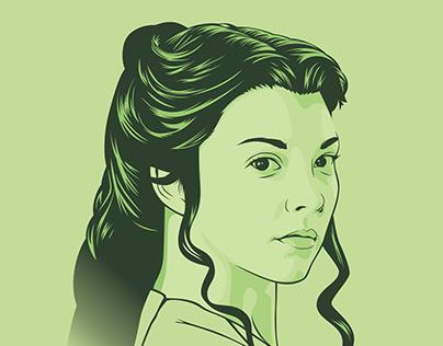 Green Margaery Tyrell
