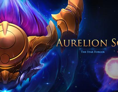 Aurelion Sol_league of legends_them icon