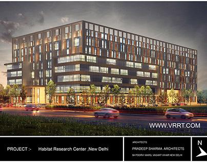 Habitat Research Center
