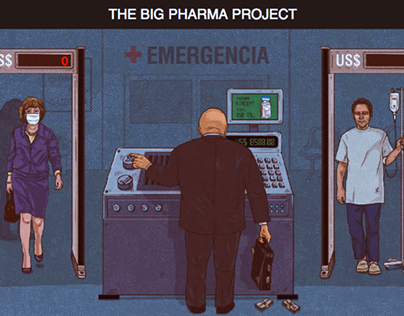 THE BIG PHARMA PROJECT