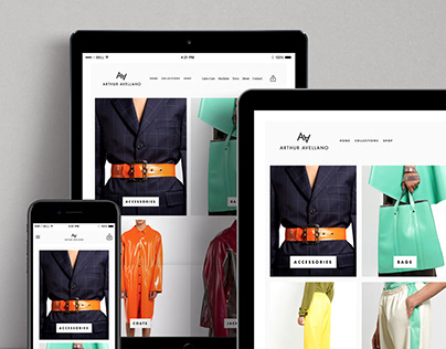 Arthur Avellano website