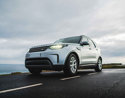 Land Rover Discovery Scotland