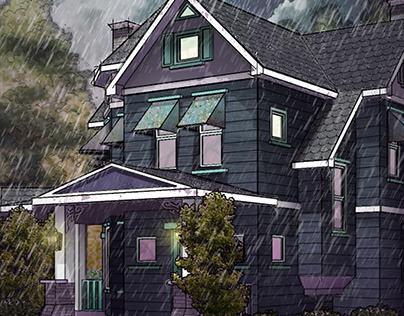 Residential Illustration