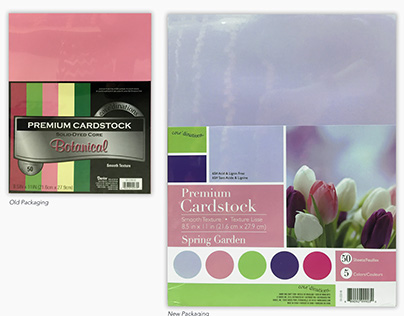Card Stock Packaging