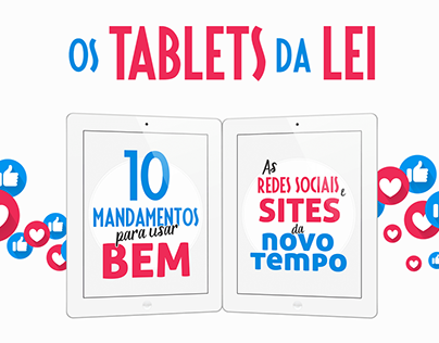 Os Tablets da Lei Infographic