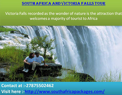 South Africa and Victoria Falls tour