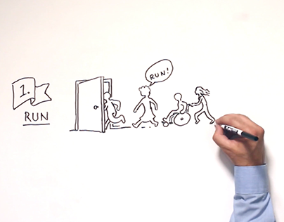 Illustrated Whiteboard Video: Archdiocese of Portland