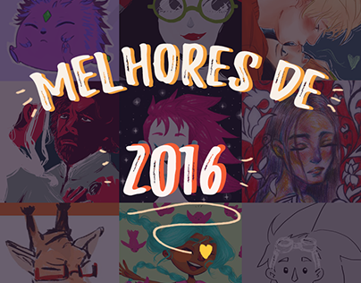 Illustrations - Best of 2016