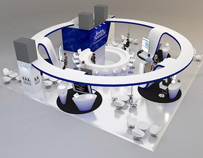 Stand Boston Scientific Salon EuroPCR Paris