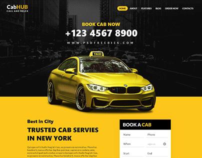 Taxi Cab Hub Design