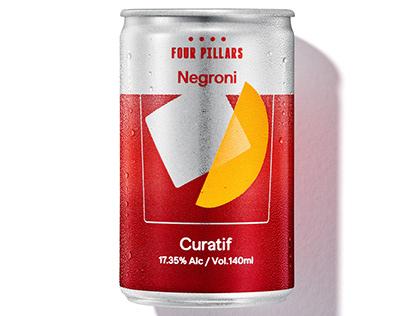 Curatif Cocktails