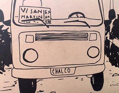 Chalco | Fanzine