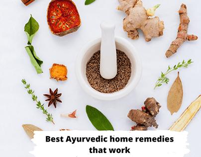 Anjum Khanna - Best Home Remedies
