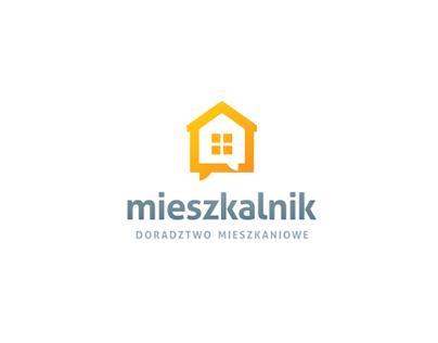 Mieszkalnik Logo Concept
