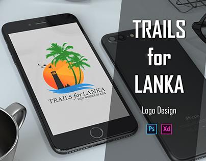 Trails for Lanka - Logo Design