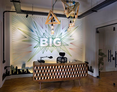 BIG PRODUCTIONS interior