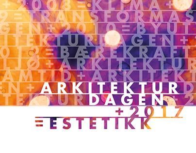 Arkitekturdagen 2017, Estetikk