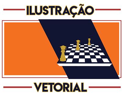 Ilustração com Vetores (AI)