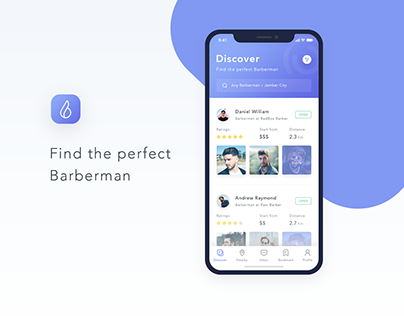 Barbara App - Find The Perfect Barberman