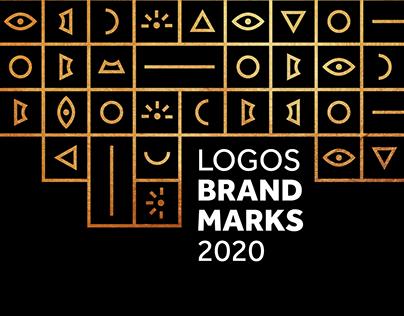 Logos & Brandmarks 2020 - 2021