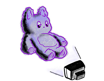Tired Gummy Bear