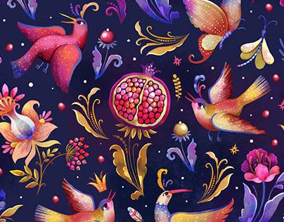 Patterns V