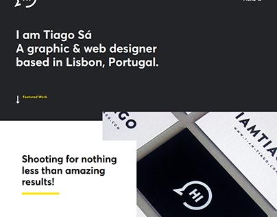IamTiago Website